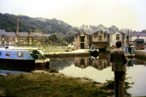 Go to Whaley Bridge Canal Basin 1970s