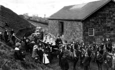 Go to Taxal bells arriving in Whaley Bridge