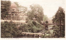 Go to Kiosk and Gardens 1920