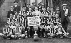 Go to Football Team 1914