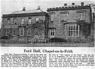 Go to Ford Hall