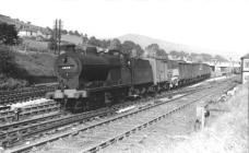 Go to Chinley Station in 1951