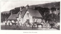 Go to Chinley Old Station