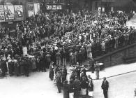 Go to Crowd and Band at station 1935
