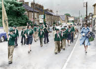 Go to Furness Vale Rose Queen 1977