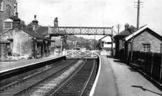 Go to Furness Vale Station, 1961