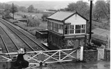 Go to Furness Vale Signal Box