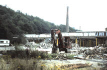 Go to Goyt Mill Demolition