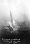 Go to Demolishing Chimney Kinder Printworks 1908