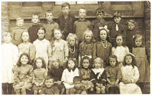 Go to Kettleshulme Primary School 1920s