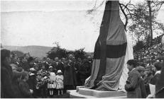 Go to Unveiling The War Memorial