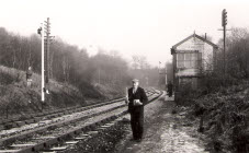Go to Middlewood Signal Box