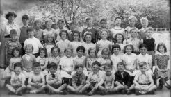 Go to Whaley Bridge Primary 1956
