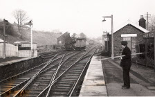 Go to Whaley Bridge Station